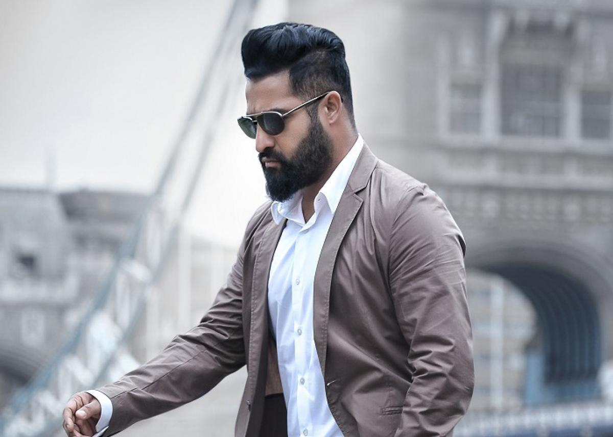 Jr NTR plans for New Year