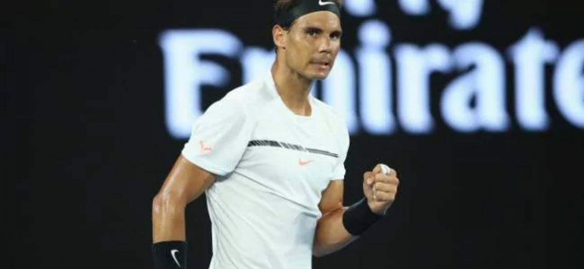 Istomin stuns Djokovic,Nadal rips apart Marcos