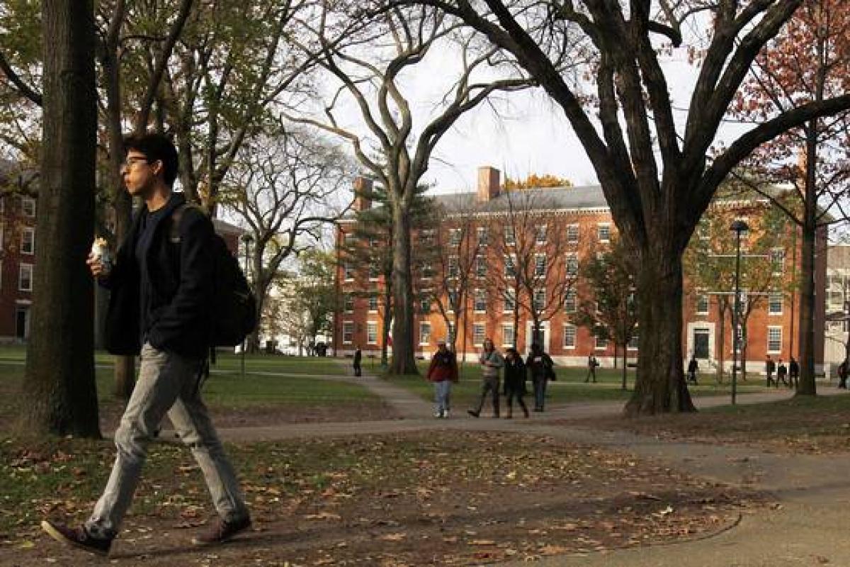 US universities register drop in Indian student applications