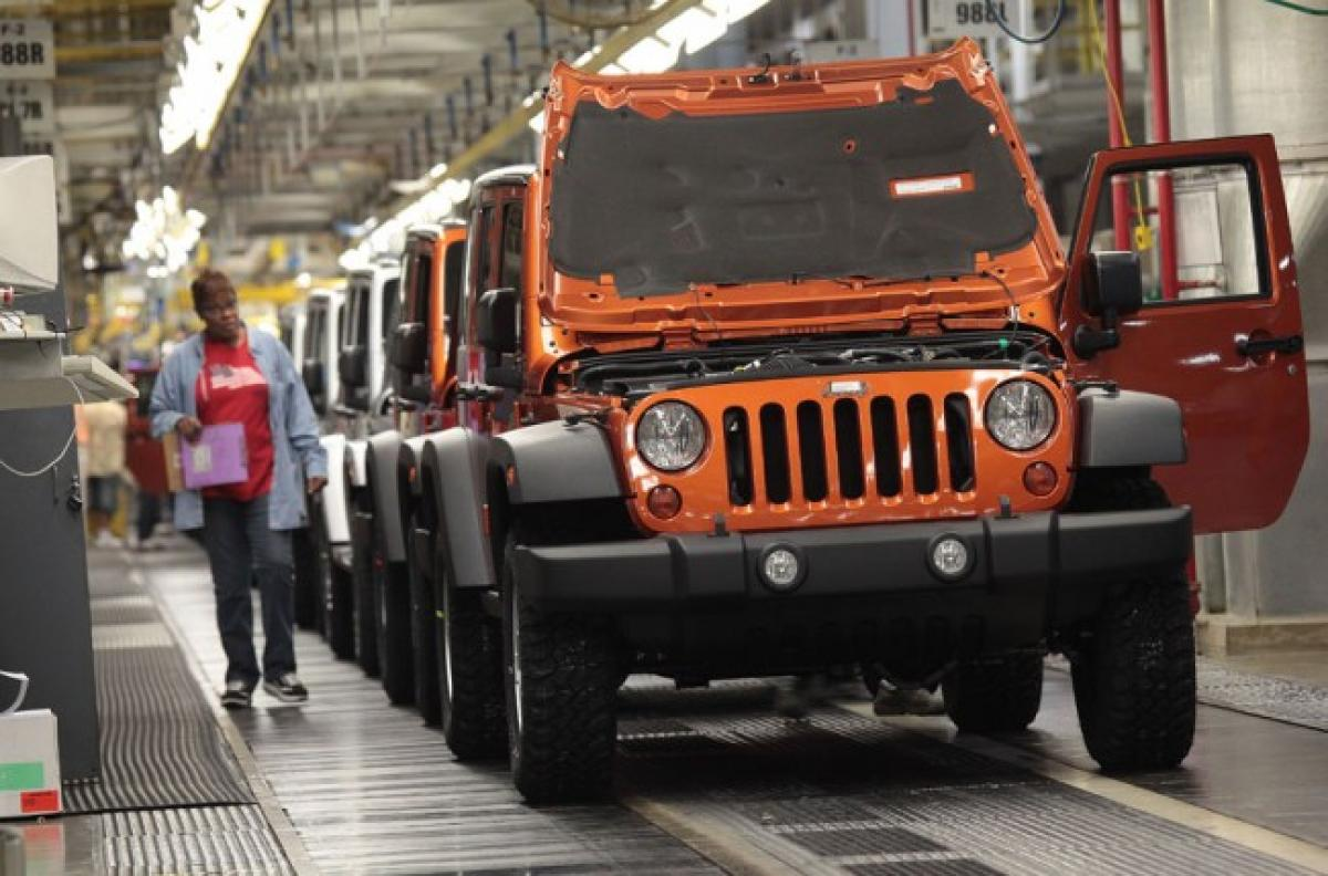 Fiat Chrysler Automobiles To Invest Over $1 Billion In Jeep Plants
