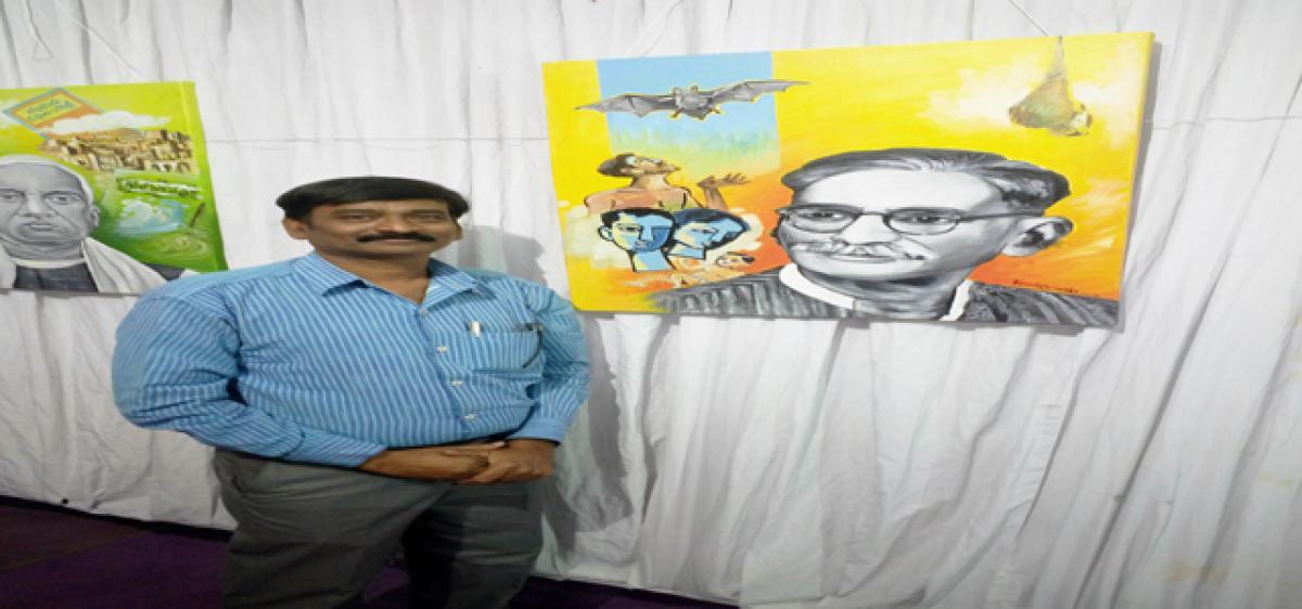 Showcasing great Telugu literature