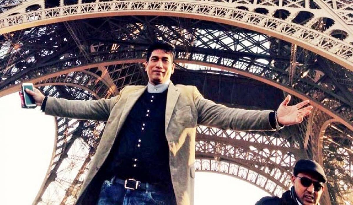 French European Indian Fashion Week to happen near Eiffel Tower