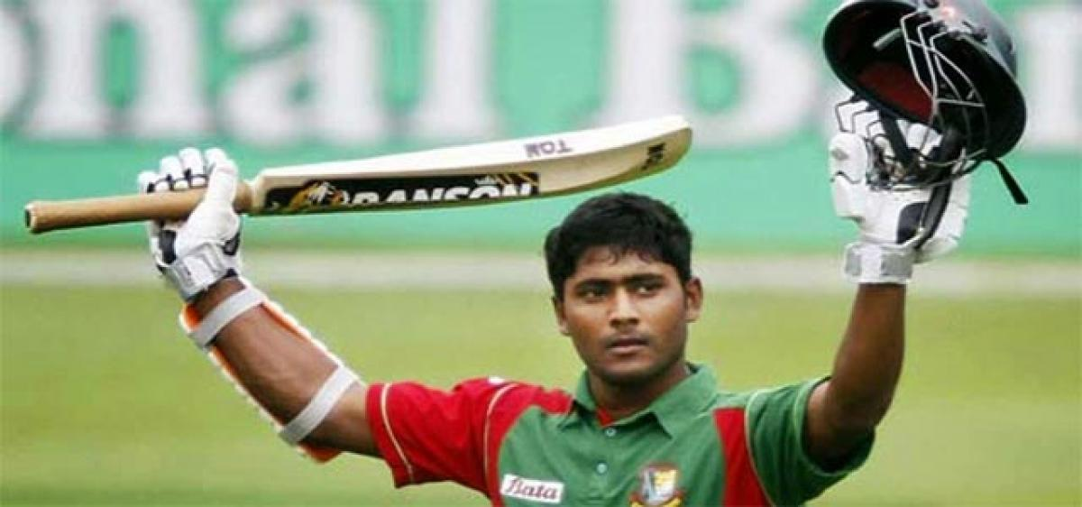 Kayes ruled  out of Hyderabad Test