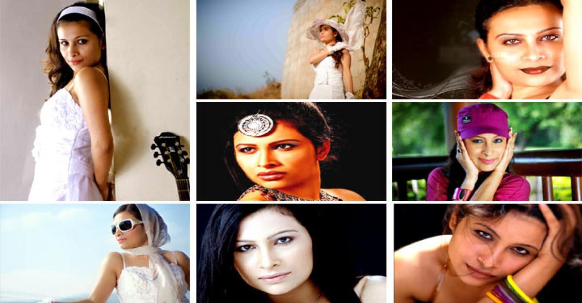 Marathi Diva Kesariee making her debut in Bollywood