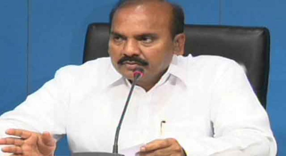 Naidu to announce loan waiver