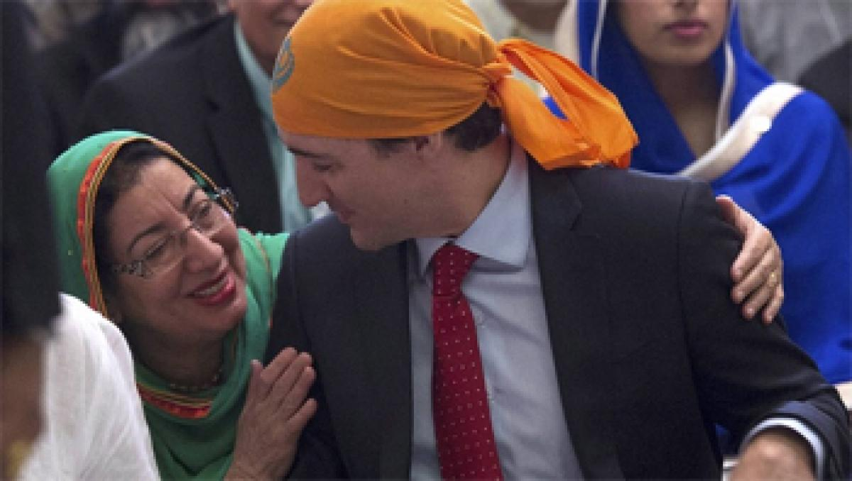 Sikh entry ban in Canada: Justin Trudeau to apologize
