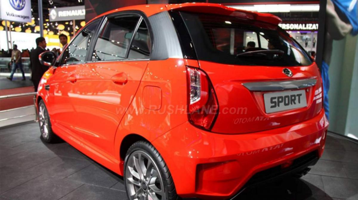 Check out: 120 hp Tata Bolt Sport S features Auto Expo 2016