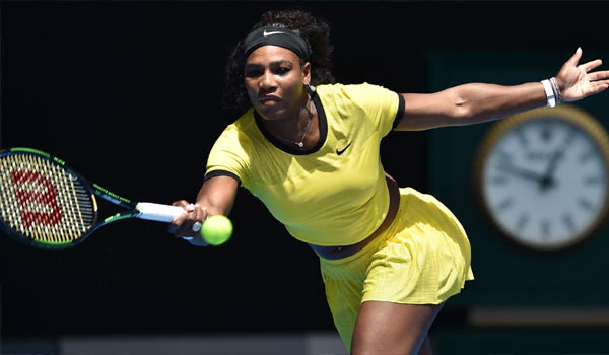 Serena  Williams  to be back on court after becoming mom