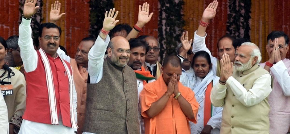 Wisdom of doubting democracy questionable: India slams New York Times editorial on PM Modi and Yogi Adityanath