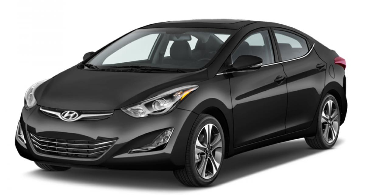 Hyundai Elantra due for mid-year launch