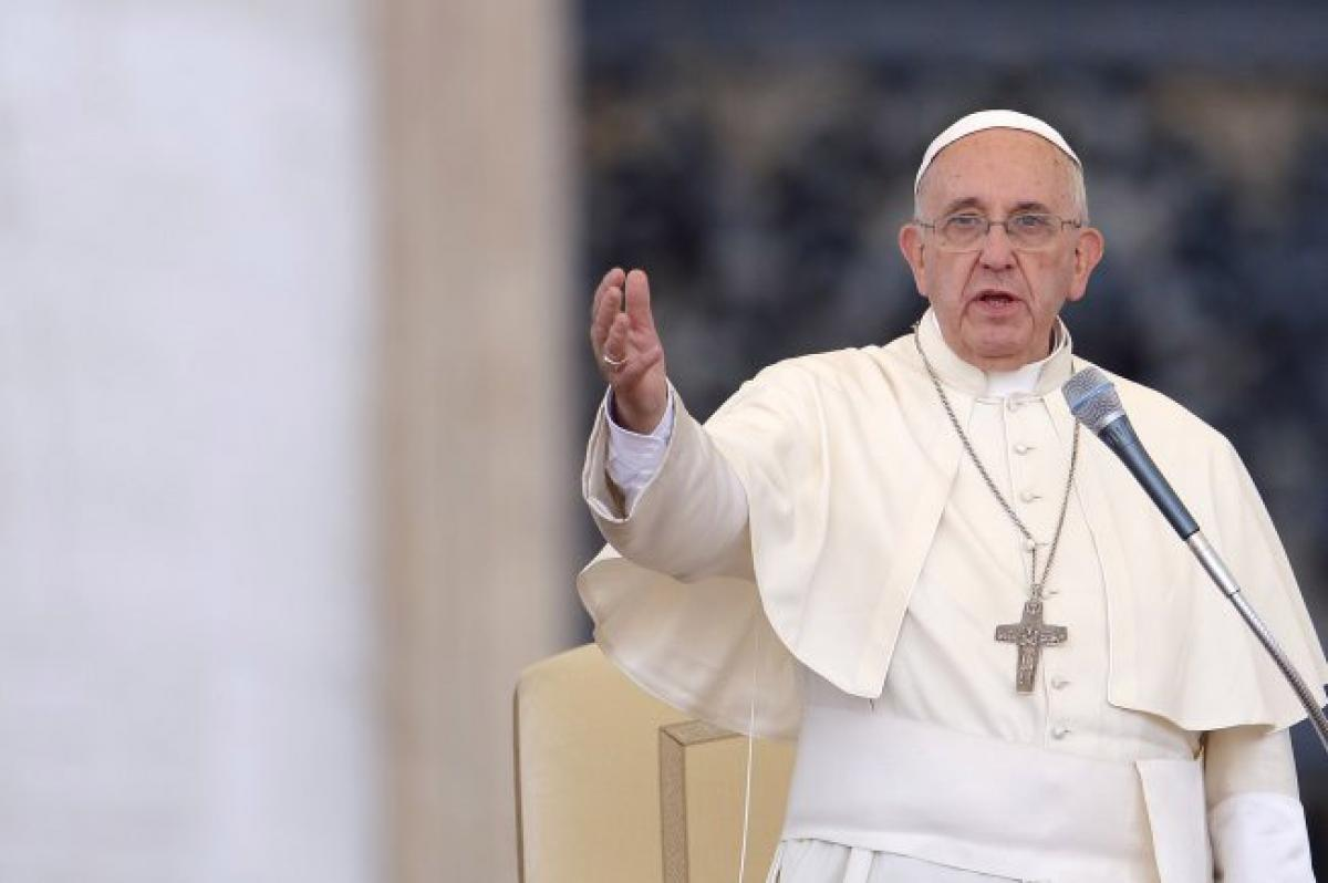 Pope Francis most effective negoatiator of climate change