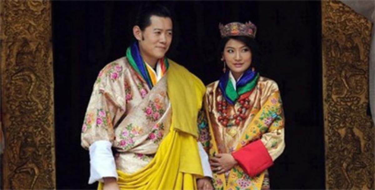 PM Modi congratulates Bhutans King, Queen on birth of their first child