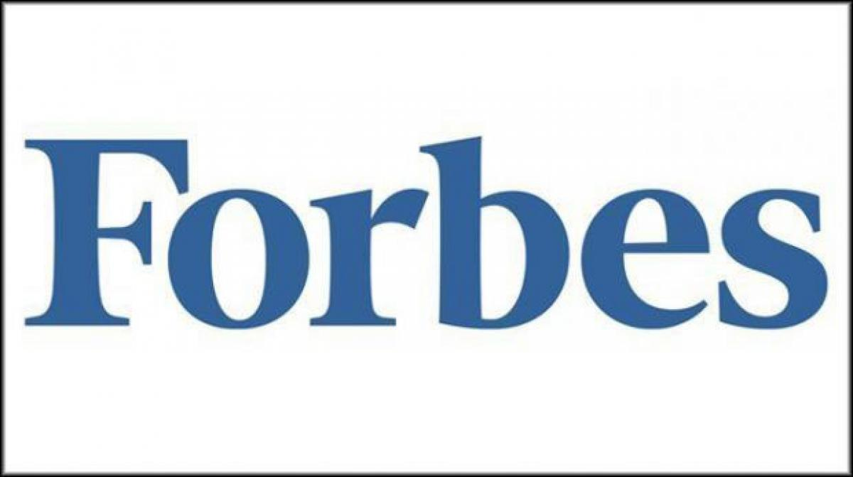 45 Indians in Forbes list of achievers under the age of 30