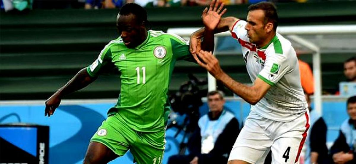 Moses, Success out of Nigeria World Cup qualifier