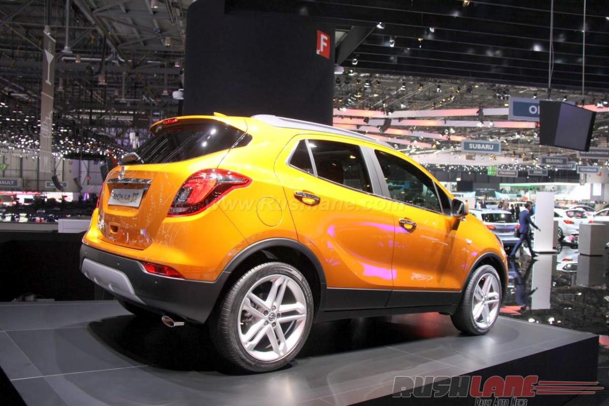 Check out: Opel Mokka X features Geneva Motor Show 2016