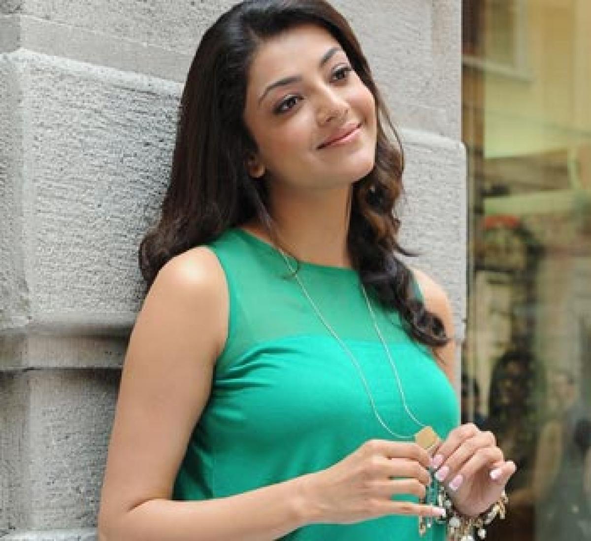 Kajal Aggarwal to romance Venky