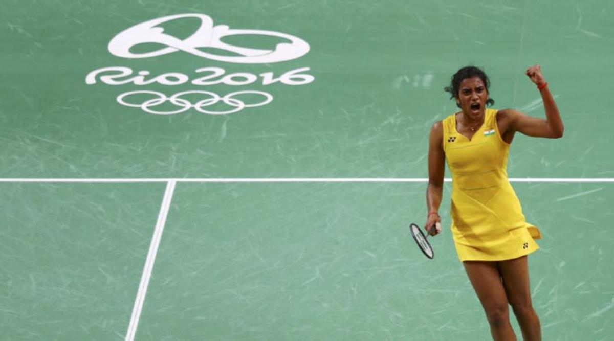Rio 2016: PV Sindhu makes a stunning entry into the semi finals