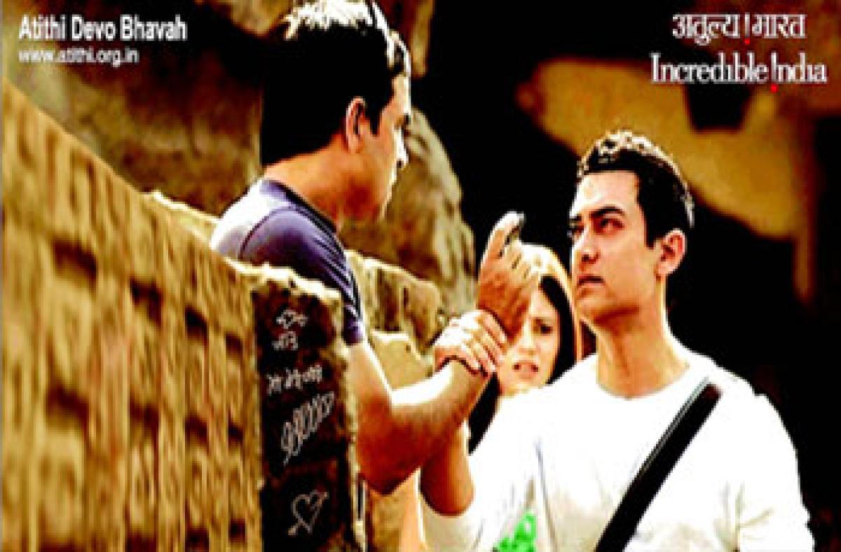 Aamir still Incredible India brand ambassador: Government