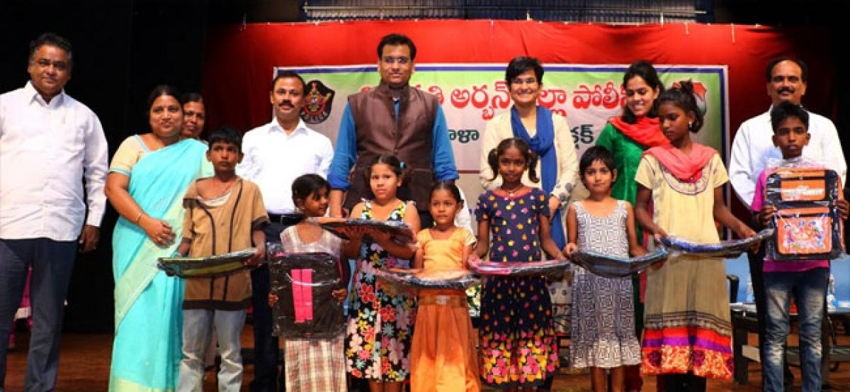 Chittoor to have homes for orphans