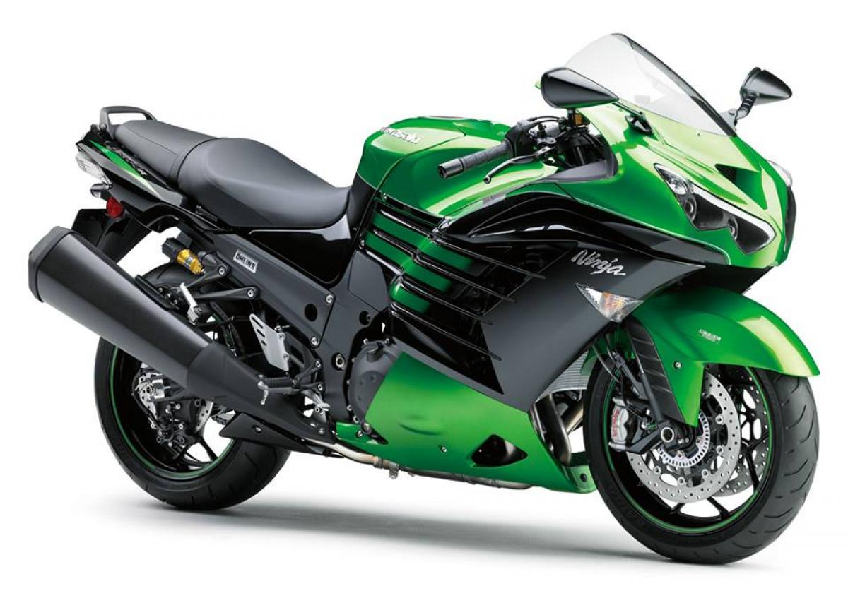 2016 Kawasaki ZX10R and ZX14R launched in India