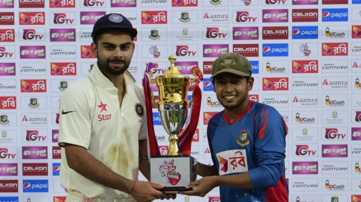 Hyderabad Cricket Association to revive old tradition for India-Bangladesh Test