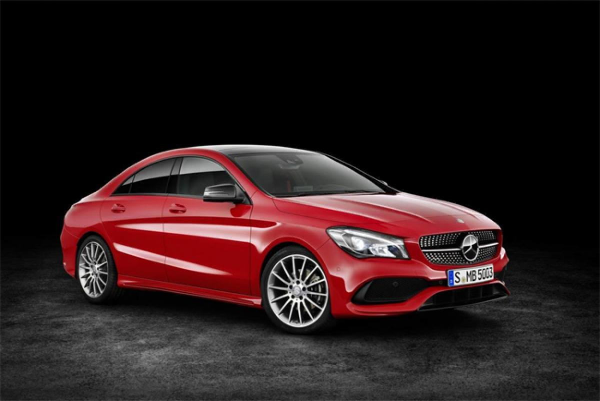 Euro 2016: Mercedes A, CLA, GLA Sport launched in india