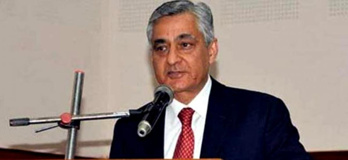 Judicial ethics should not be compromised at all: CJI