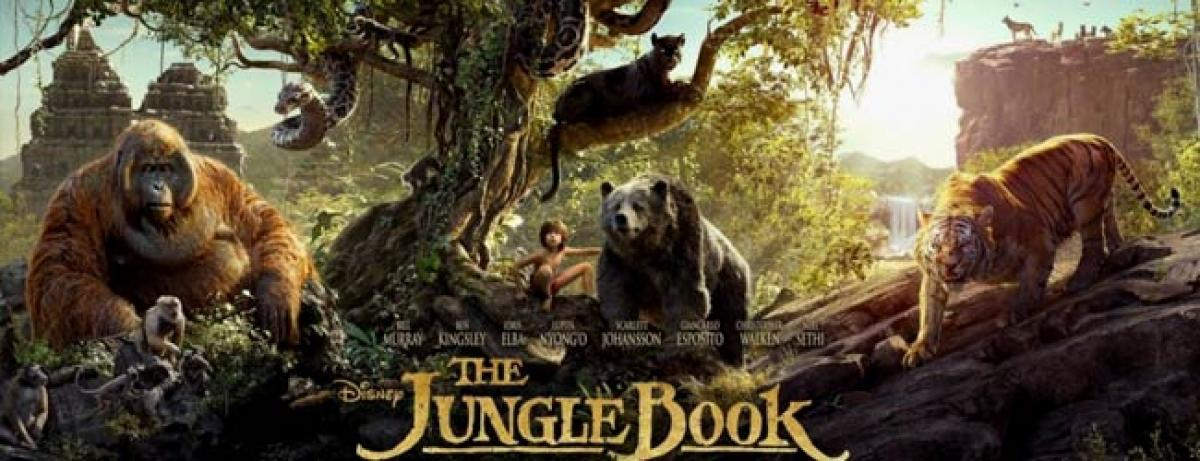 Its INR 100 crores at Indian box office for The Jungle Book