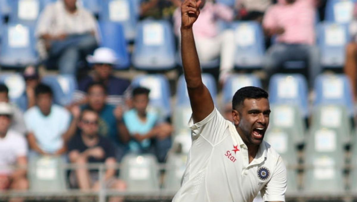 Ashwin scalps 250th wicket, Bangladesh all out for 388