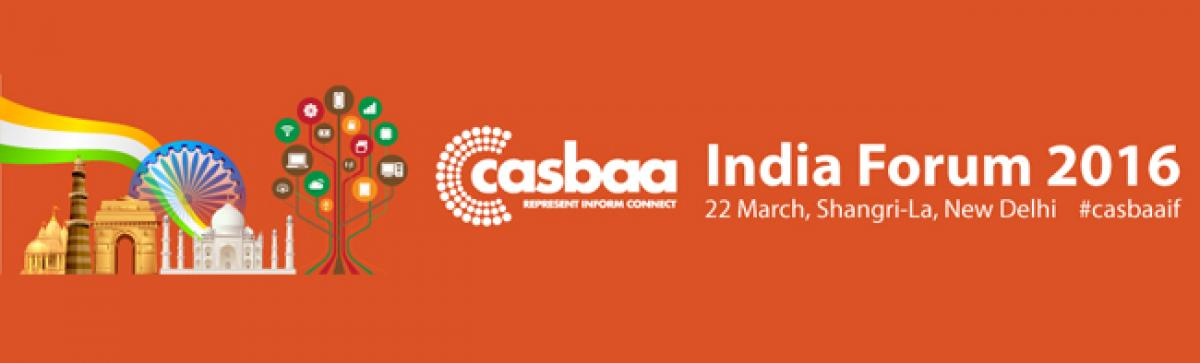 CASBAA India Forum 2016: Focus on challenges & opportunities; industry and Digital India initiative dance in tandem