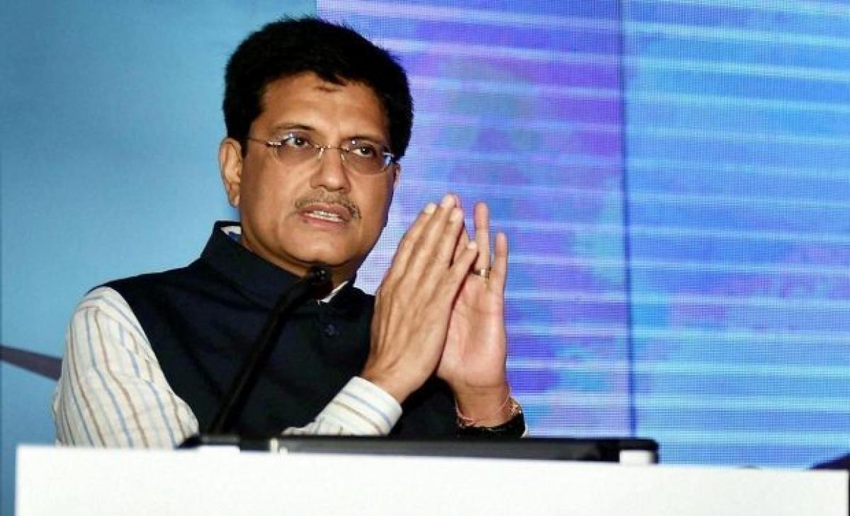 Public participation needed for social development: Piyush Goyal