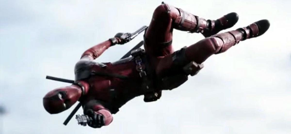 Deadpool is mindless action with bawdy dialogues