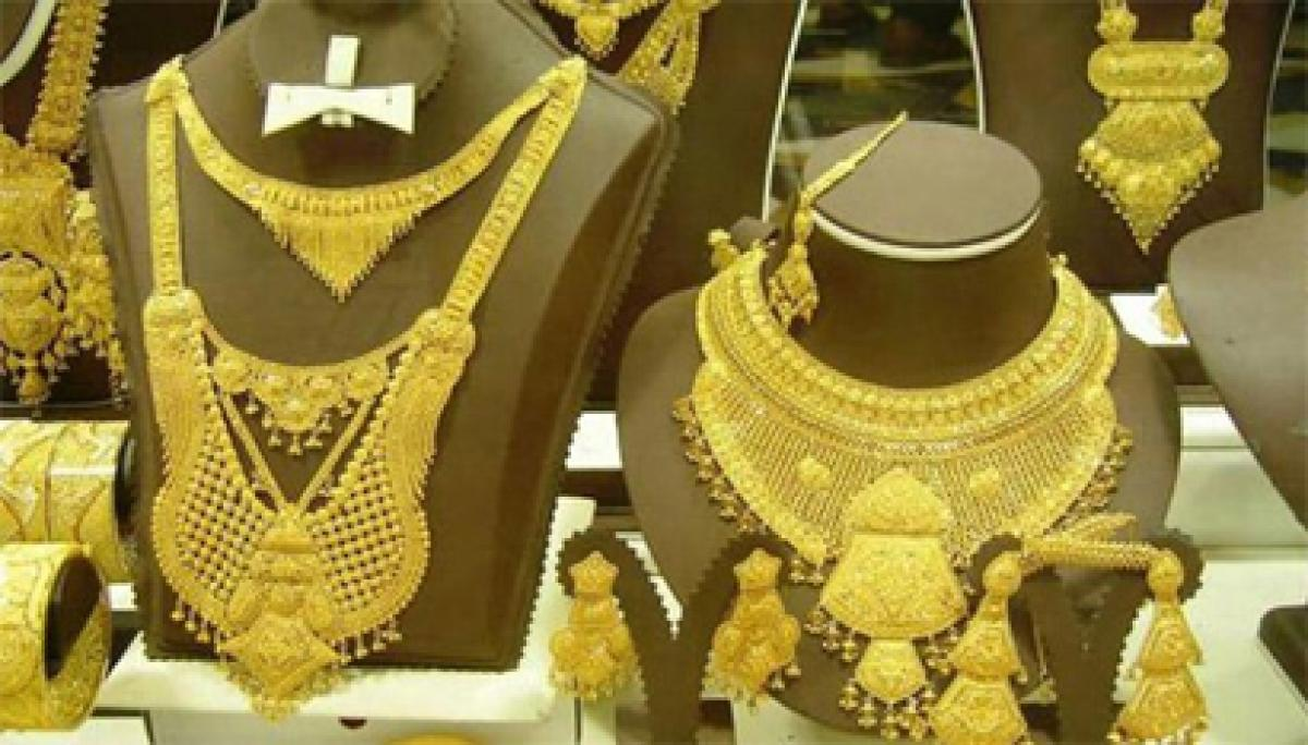 Gold imports up, exports decline for 14th month