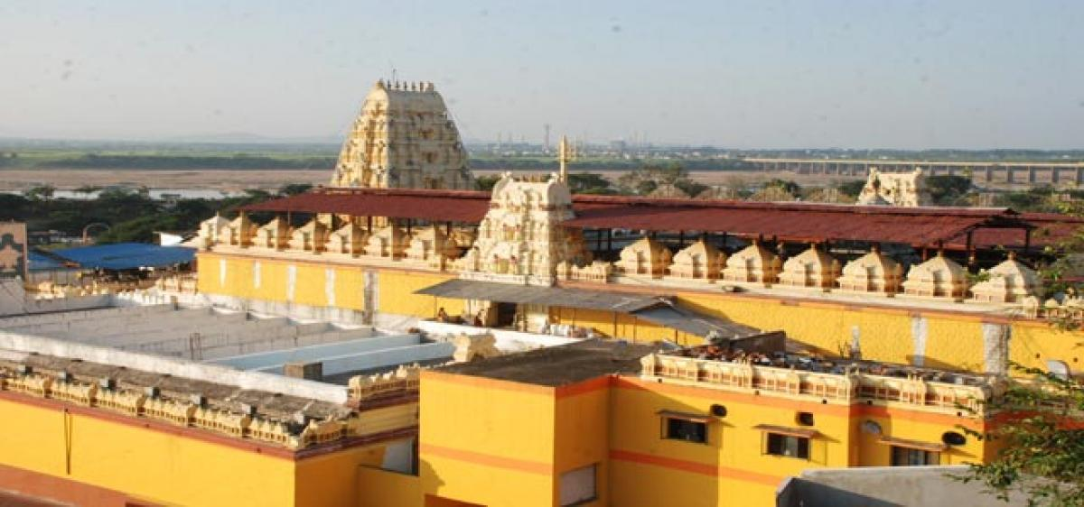 Bhadradri temple security needs to be beefed up