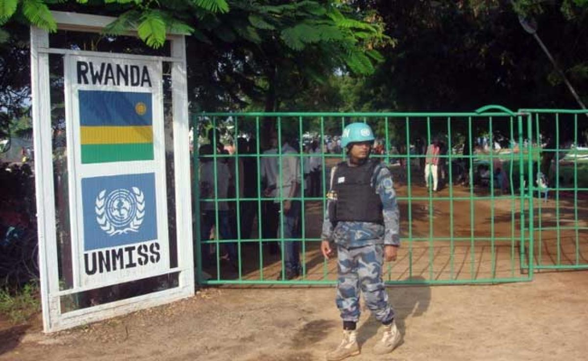 2 Indian Peacekeepers, Killed In The Line Of Duty, To Be Honored With UN Medal