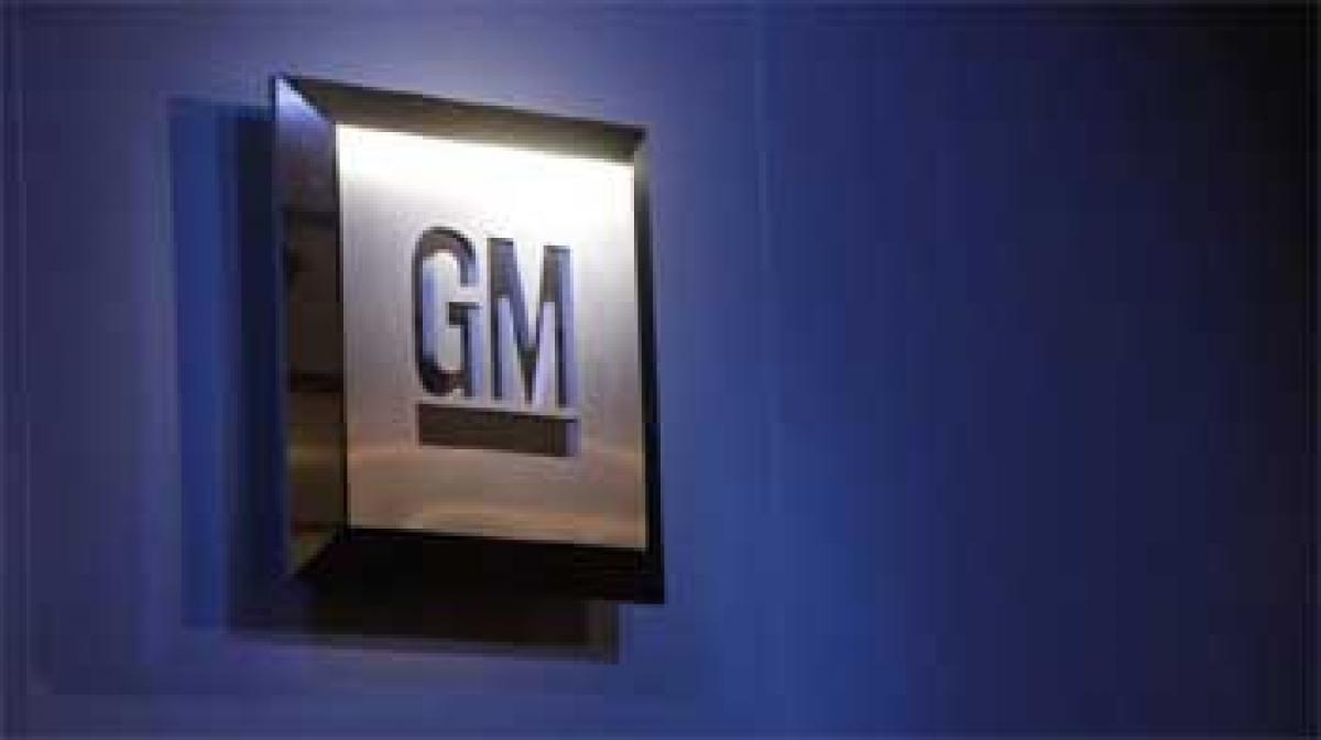 General Motors jumps on the self-driving car bandwagon