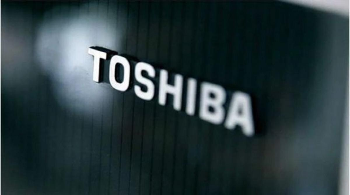 Toshiba is expected to report 200 billion yen in restructuring costs