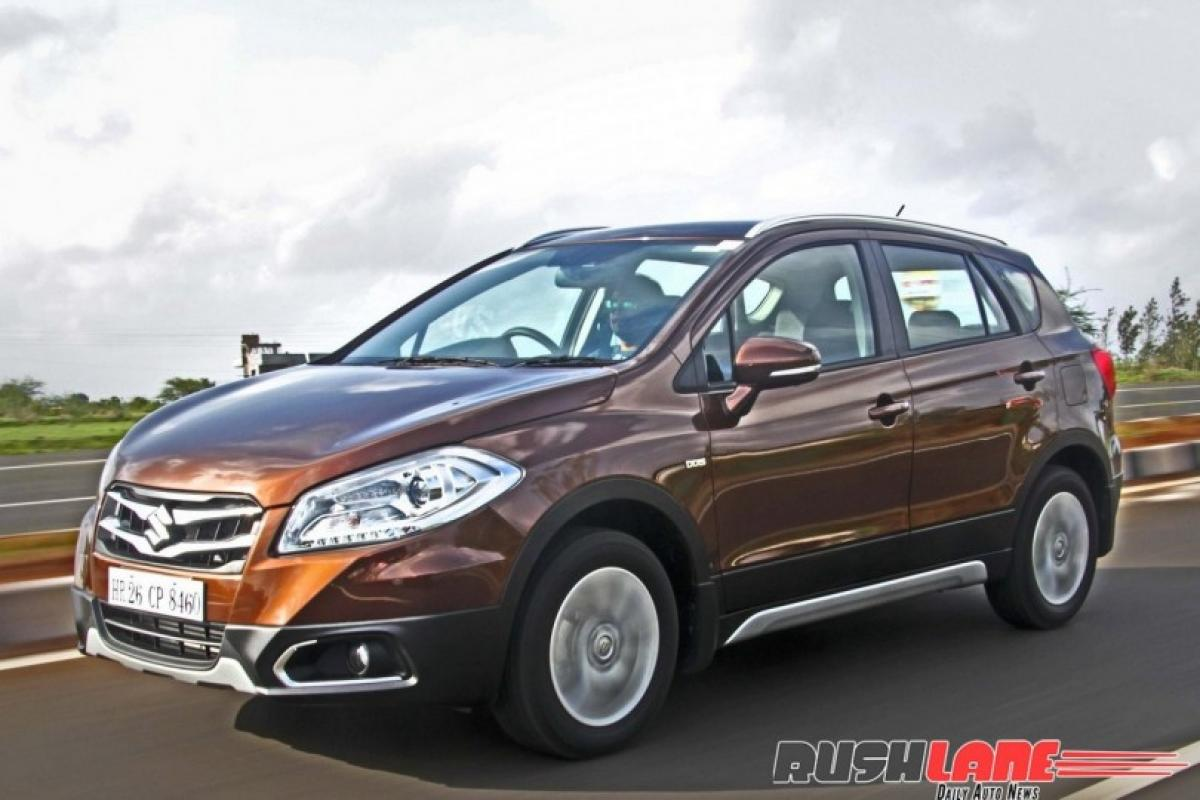 Maruti recalls over 20,000 units of S-Cross over brake issue