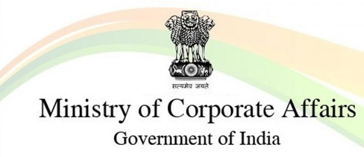 Corporate Affairs Ministry to launch new portal