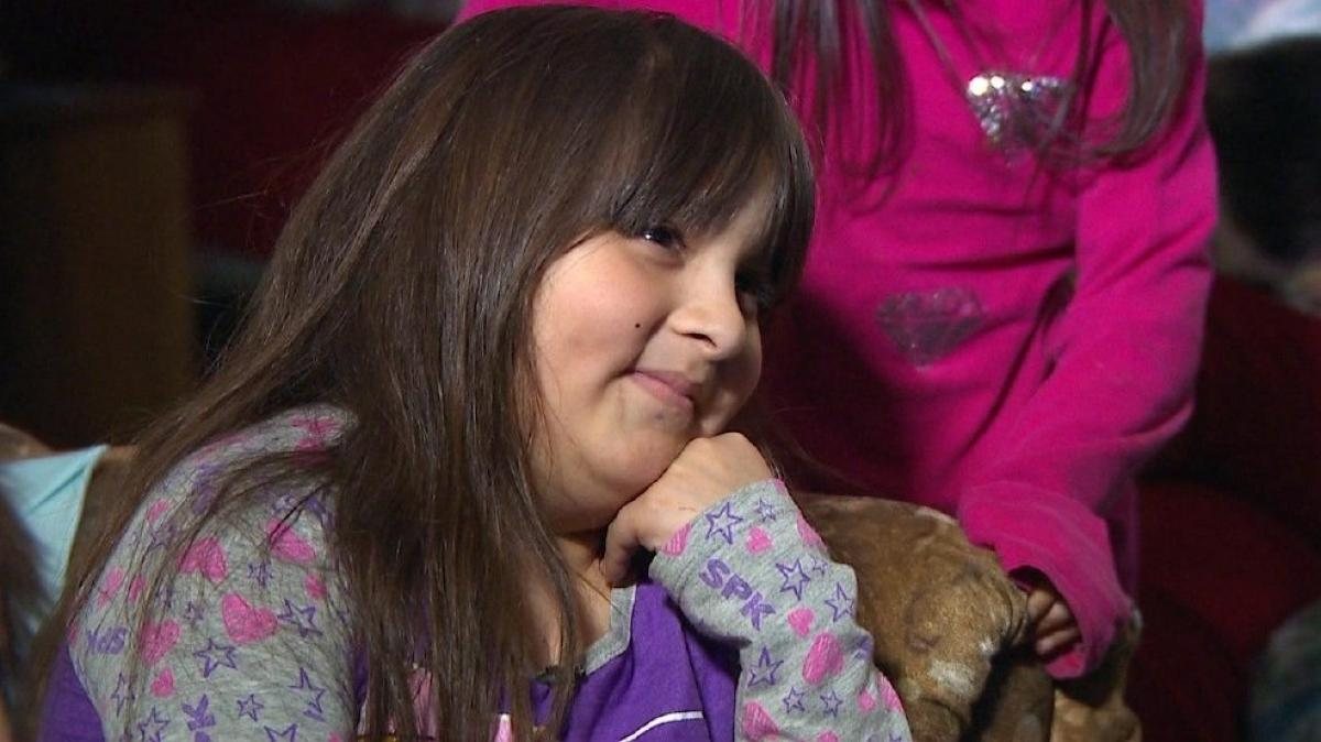 Washington girl, 8, goes in for fourth open-heart surgery