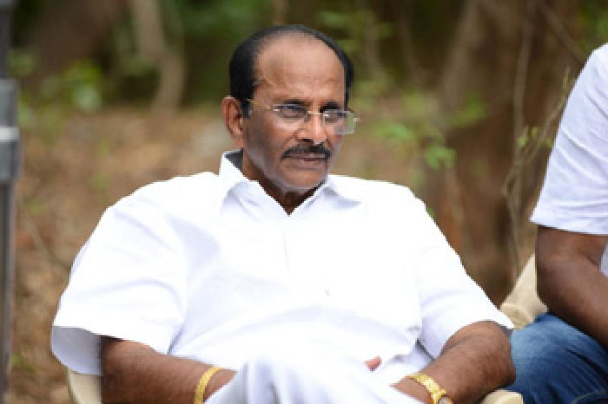 I'm not writing Garuda: Vijayendra Prasad