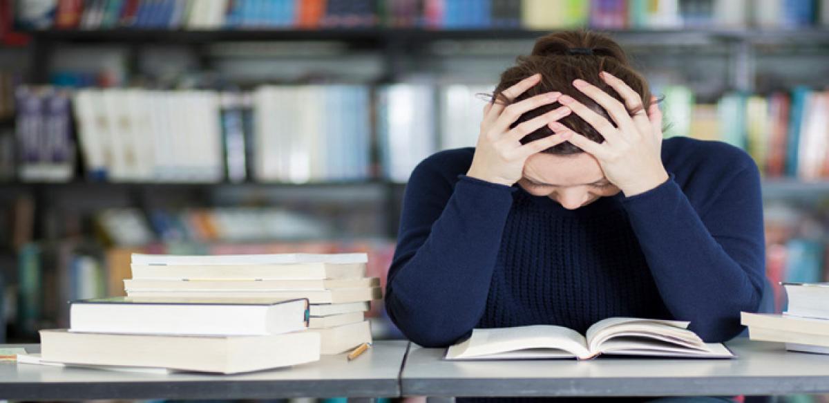 Prolonged stress may cause memory loss