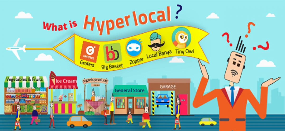 India Hyperlocal Market is expected to reach INR 2,306 Crore by 2020: Ken Research