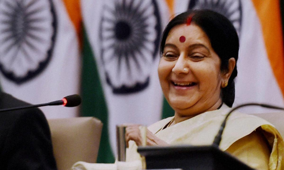 Tdp Mp Offers His Kidney To Sushma Swaraj