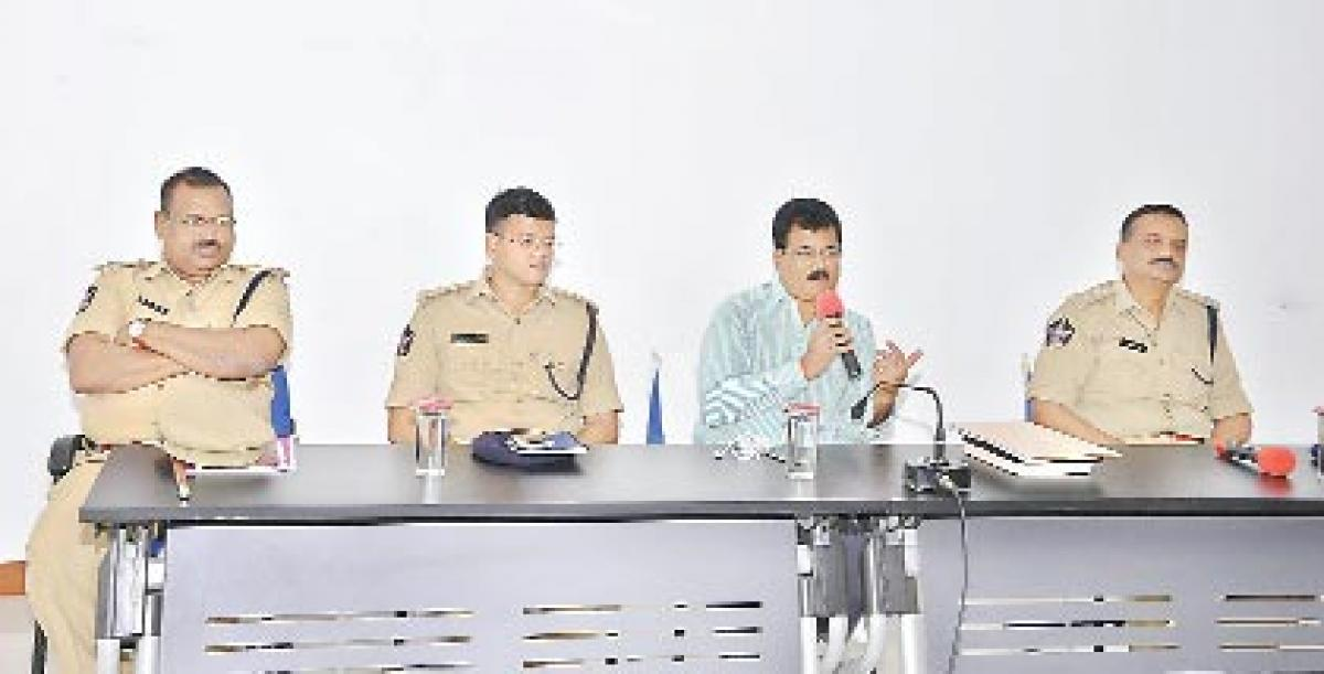 Red sanders logs worth 2 cr recovered: two held