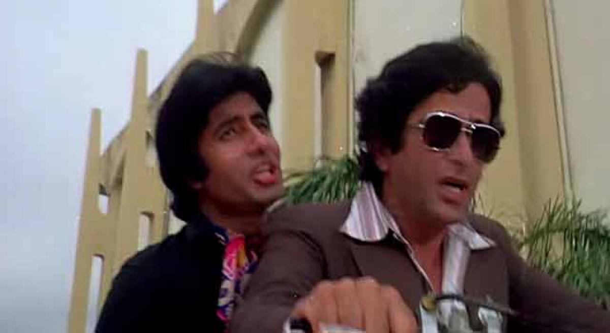 The unbelievable scenes in Bollywood