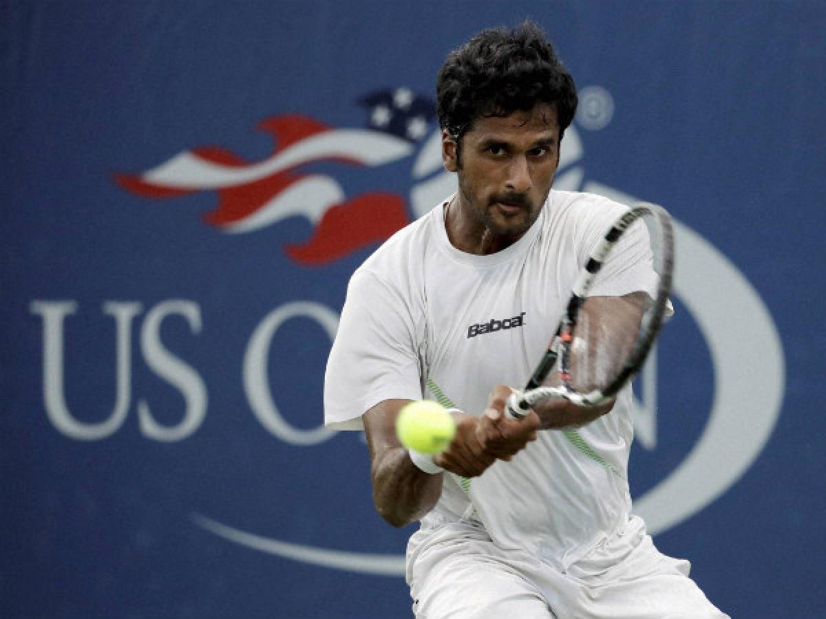 Saketh Myneni forced out of US Open due to leg injury