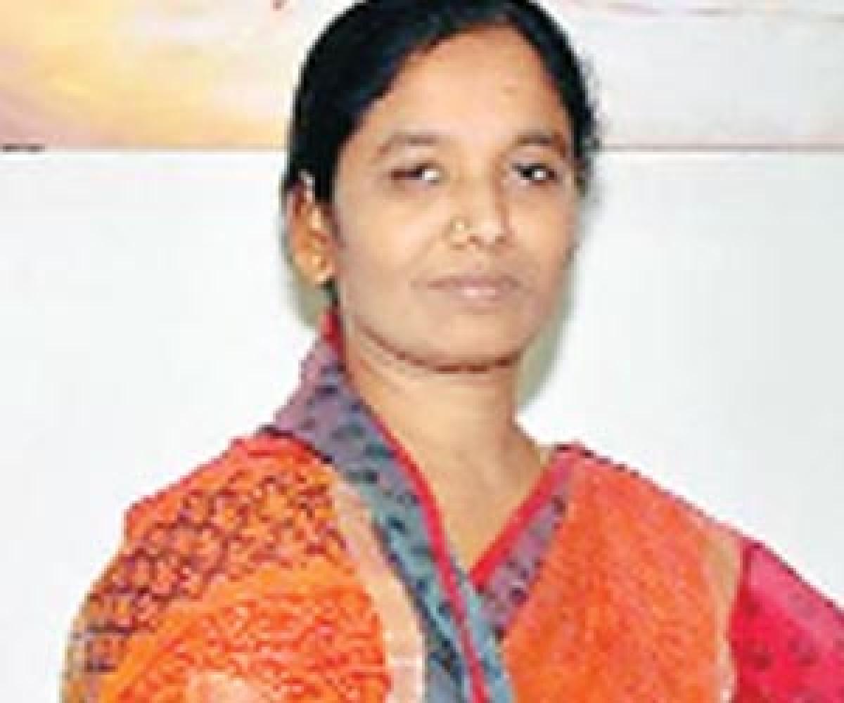Sunitha to hear public grievances