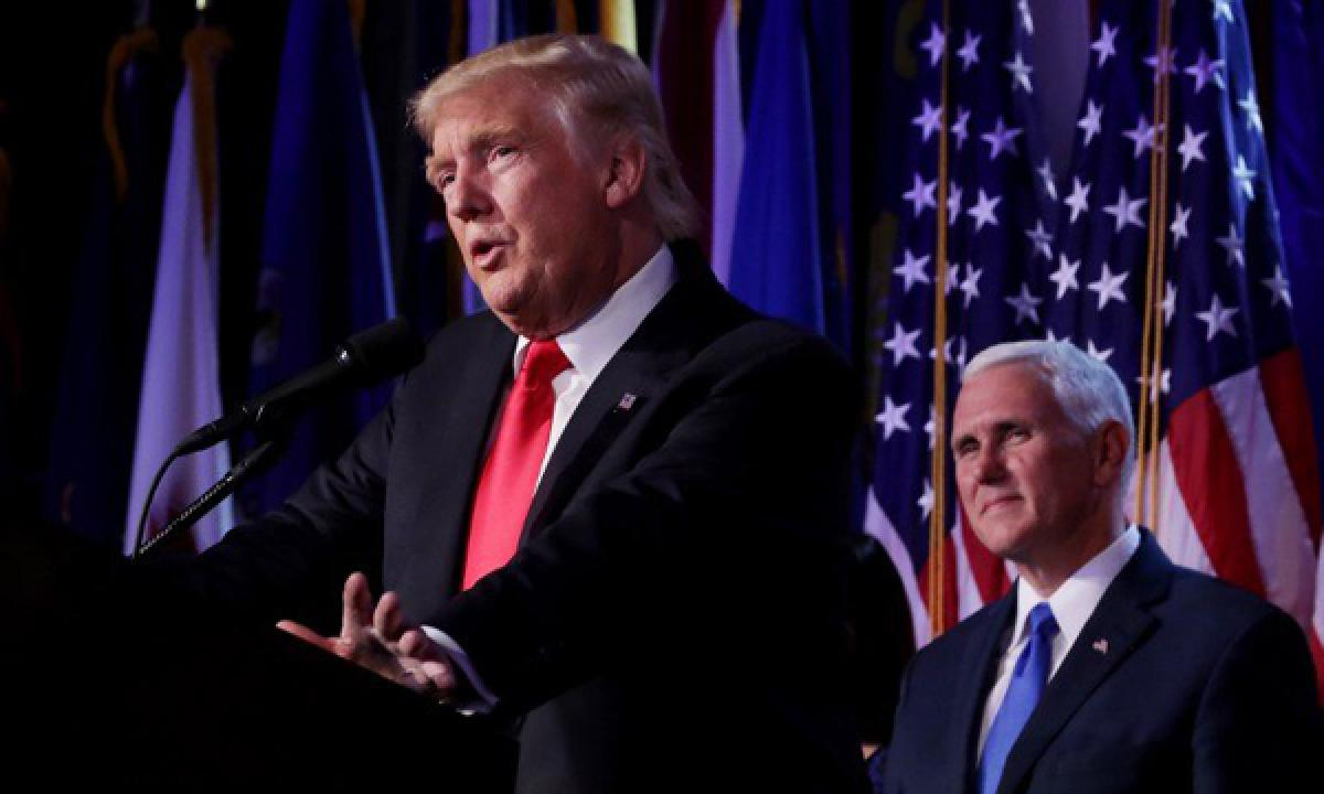 Trump vows to unify US and bring back jobs on inauguration eve