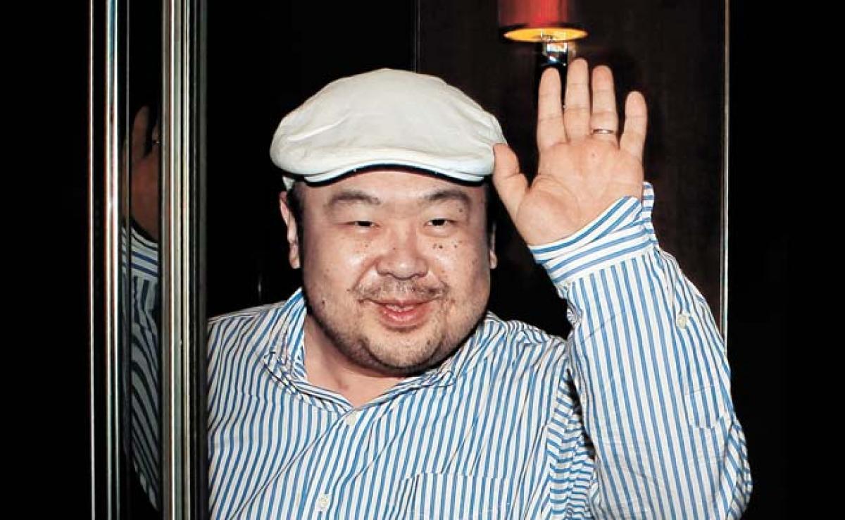 Kim Jong Uns Half Brother Kim Jong Nams Dying Words Revealed